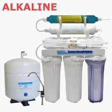Alkaline Water System-What they need to have?